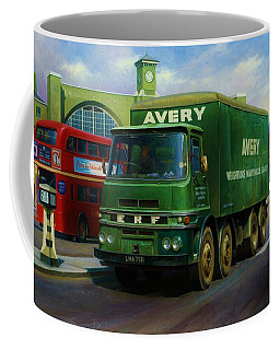 Avery's Erf Lv Coffee Mug by Mike  Jeffries