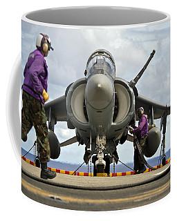Aviation Boatswains Mates Refuel An Coffee Mug