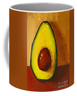 Avocado Palta 7 - Modern Art Coffee Mug