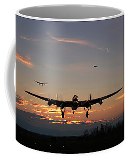 Avro Lancaster - Dawn Return Coffee Mug