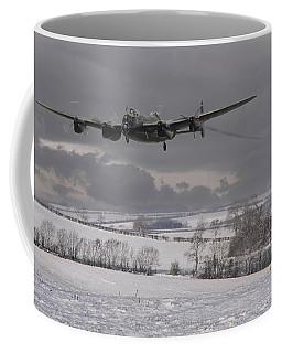 Avro Lancaster - Limping Home Coffee Mug
