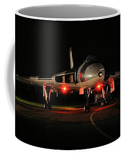 Avro Vulcan B2 Xm655 Coffee Mug by Tim Beach