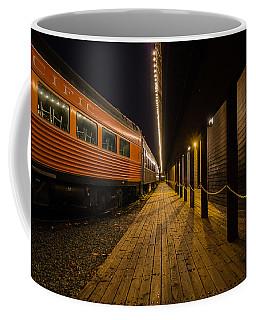 Awaiting Passengers Coffee Mug
