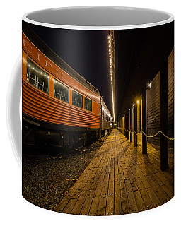Awaiting Passengers Coffee Mug