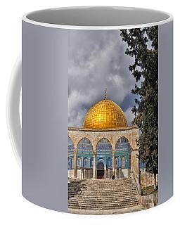 Awaiting The Hour Of Prayer Coffee Mug
