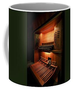 Awaiting The Maestro Coffee Mug