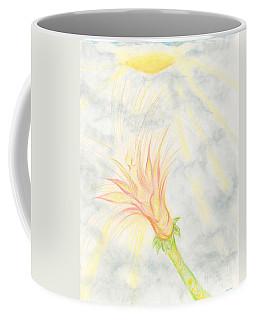Awakening Coffee Mug by Kim Sy Ok