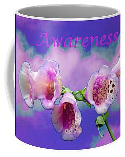Awareness Coffee Mug