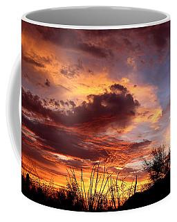 Az Monsoon Sunset Coffee Mug