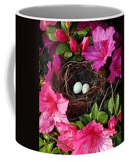 Azalea Surprise Coffee Mug