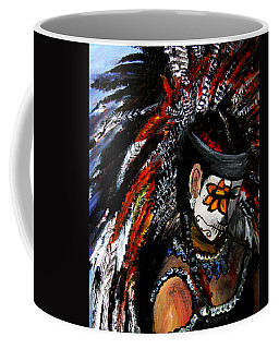 Aztec Celebration Coffee Mug