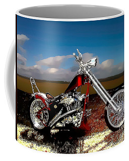 Aztec Rest Stop Coffee Mug