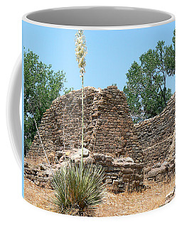 Aztec Ruins National Monument Coffee Mug by Laurel Powell