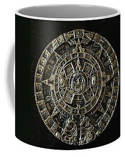 Aztec Coffee Mug by Julio Lopez
