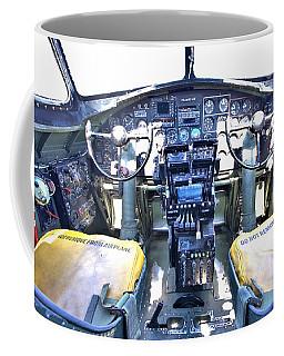 B-17 Front Office Coffee Mug