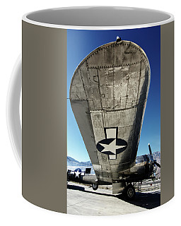 B 17 Sentimental Journey Coffee Mug