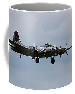 B-17 Yankee Lady Coffee Mug