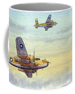 B-25 Mitchell Coffee Mug