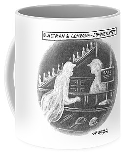 B. Altman & Company - Summer Coffee Mug