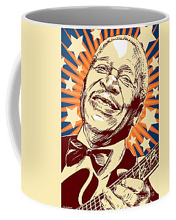 B. B. King Coffee Mug
