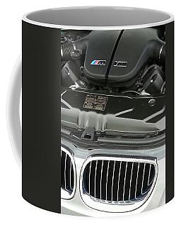 B M W M5 V10 Motor Coffee Mug