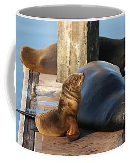 Baby And Me  Coffee Mug