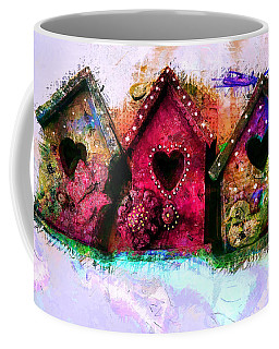 Baby Birdhouses Coffee Mug