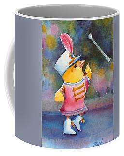 Baby Chick Drum Majorette Coffee Mug