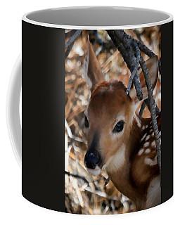 Baby Face Fawn Coffee Mug