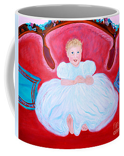 Baby Girl. Inspirations Collection. Coffee Mug