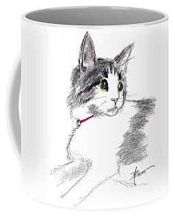 Baby Kitten Coffee Mug