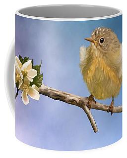 Baby O Baby Coffee Mug by Beve Brown-Clark Photography