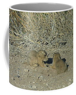 Baby Prairie Dog Coffee Mug