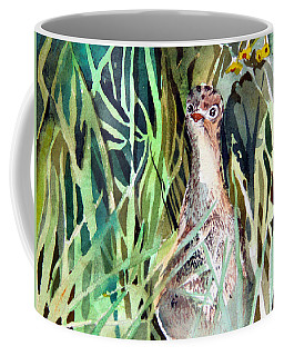 Baby Wild Turkey Coffee Mug