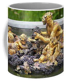 Bacchus Fountain Coffee Mug