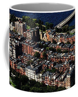 Back Bay Coffee Mug