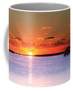 Back Bay Sunrise Coffee Mug