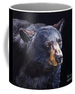 Back In Black Bear Coffee Mug