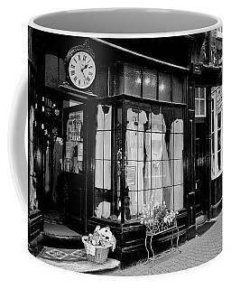 Back In Time Coffee Mug