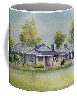 Back Of House Coffee Mug
