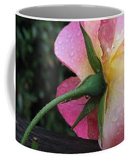 Back Of The Rose Coffee Mug