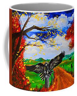 Back Roads Hangout Coffee Mug