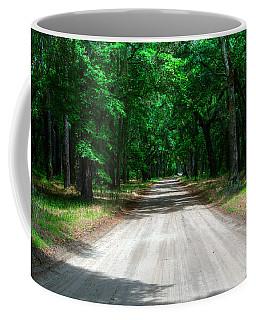 Back Roads Of South Carolina Coffee Mug