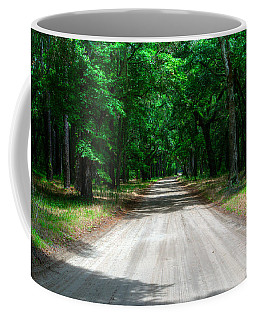 Back Roads Of South Carolina Coffee Mug
