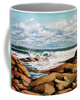 Back Shore Gloucester Coffee Mug