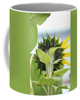 Coffee Mug featuring the photograph Rear View Image by E Faithe Lester