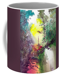 Back To Jungle Coffee Mug