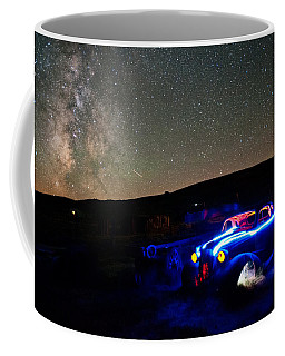 Back To Life Coffee Mug