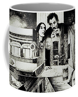 Backlane Serenade Coffee Mug