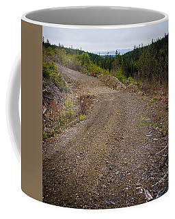 4x4 Logging Road To Adventure Coffee Mug